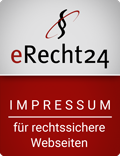 erecht24 siegel impressum - Udo RThoß Kartonagen by iDIA Marketing Webdesign