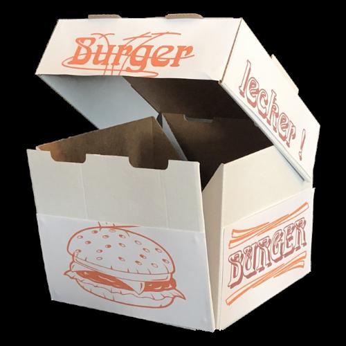 Brötchenbox - Pizzakartons bedrucken lassen